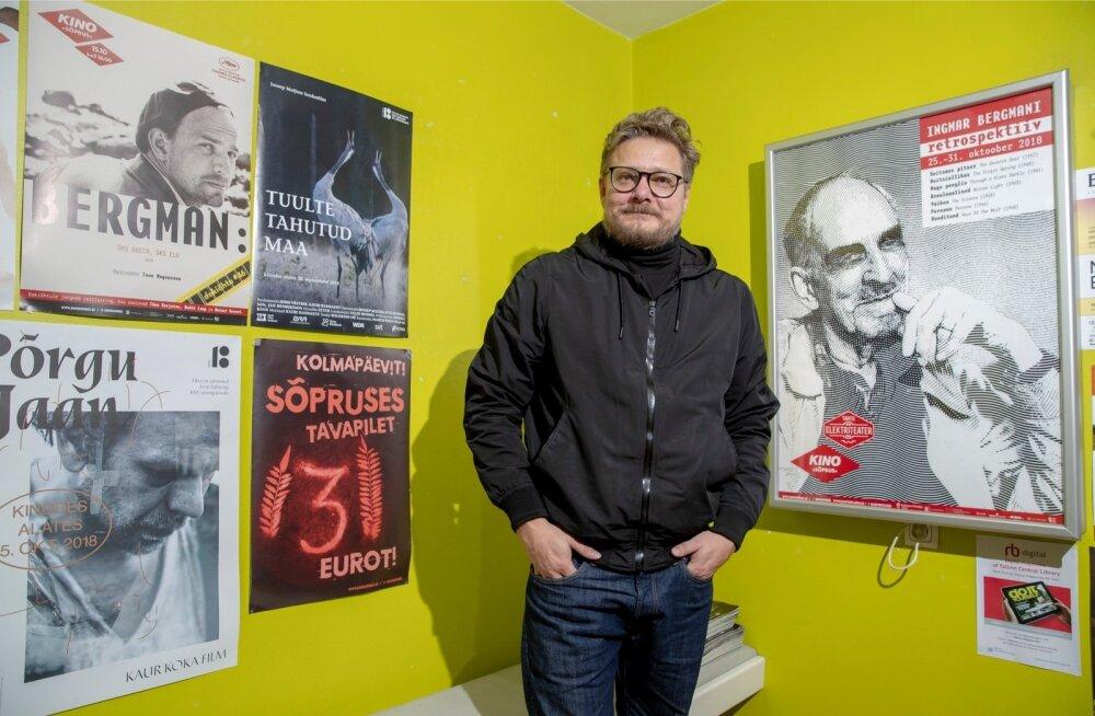 """Rainer Sarnet meenutab, et tema esimest filmikooli ajal tehtud tummfilmi peeti """"Seitsmenda pitseri"""" sarnaseks. Toona aga ei olnud ta veel seda filmi näinudki."""