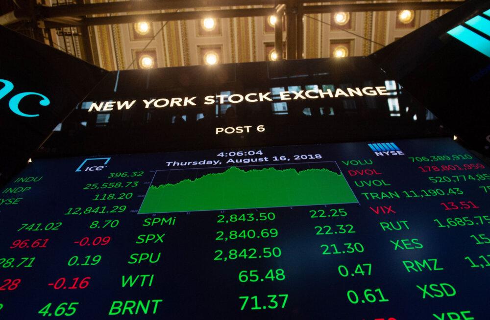 Investorid kardavad börsiepideemiat, kodumaised fondid juubeldavad