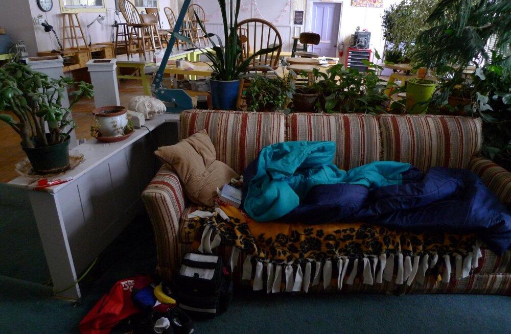 Mis on siis couchsurfing ja mis kasu sellest saab?