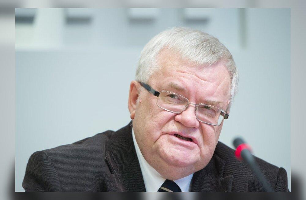 """Сависаар в своей книге """"Правда об Эстонии"""": как Лаар стал ангелом-хранителем Swedbank"""