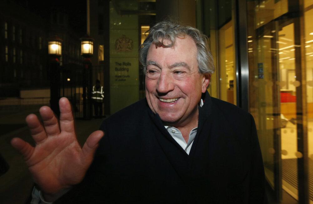 "Suri 77-aastane ""Monty Pythoni"" staar Terry Jones"