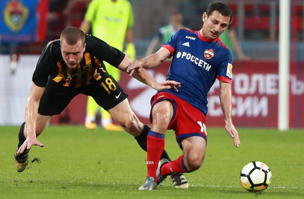 CSKA vs AEK