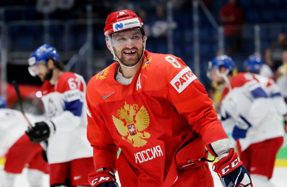 Aleksandr Ovetškin.