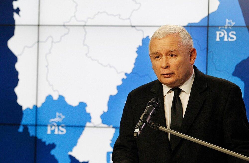 Poola tegi konflikti EL-iga esile kutsunud ülemkohtureformi asjus järeleandmise