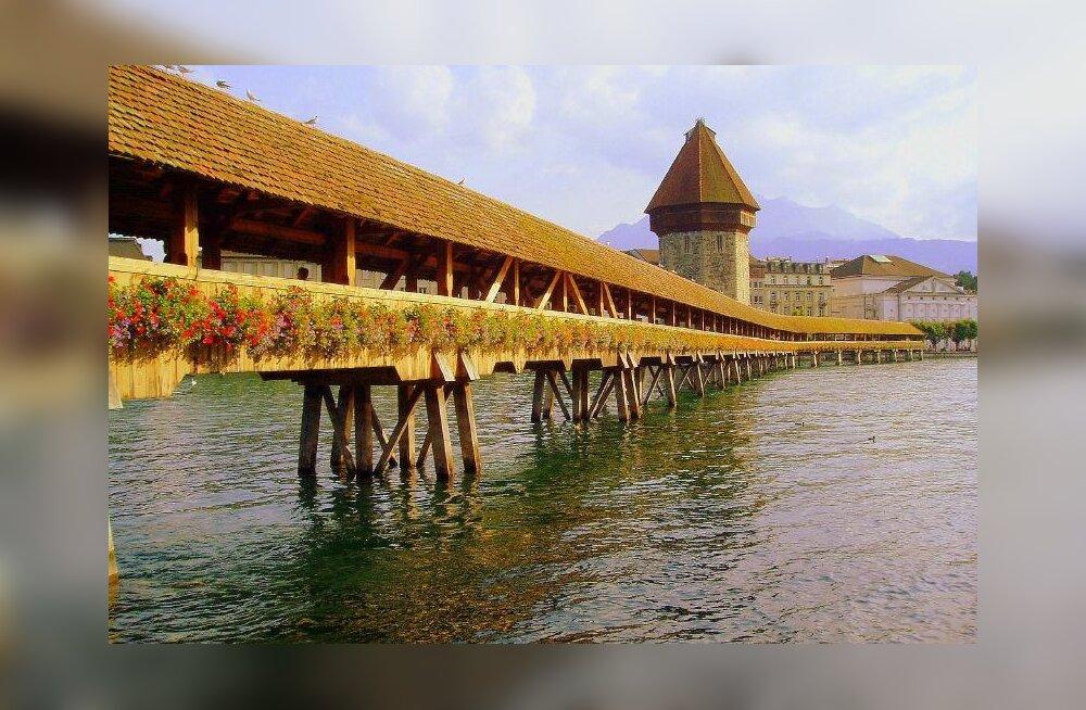 ФОТО: 10 самых знаменитых мостов Европы