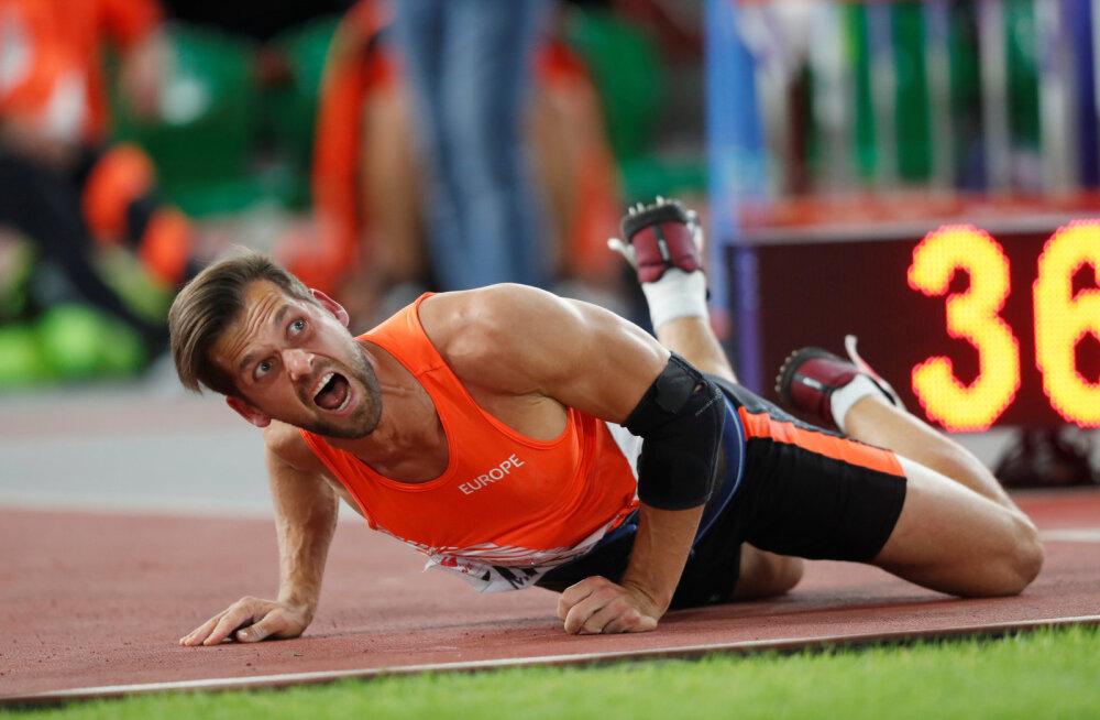 Ennustusportaal: Magnus Kirt toob Doha MM-ilt kindlasti medali