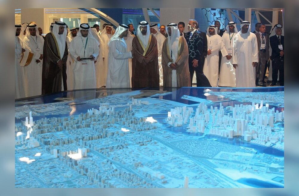 Sheikh Hamed bin Zayed al-Nahayan, Abu Dhabi Investment Authority