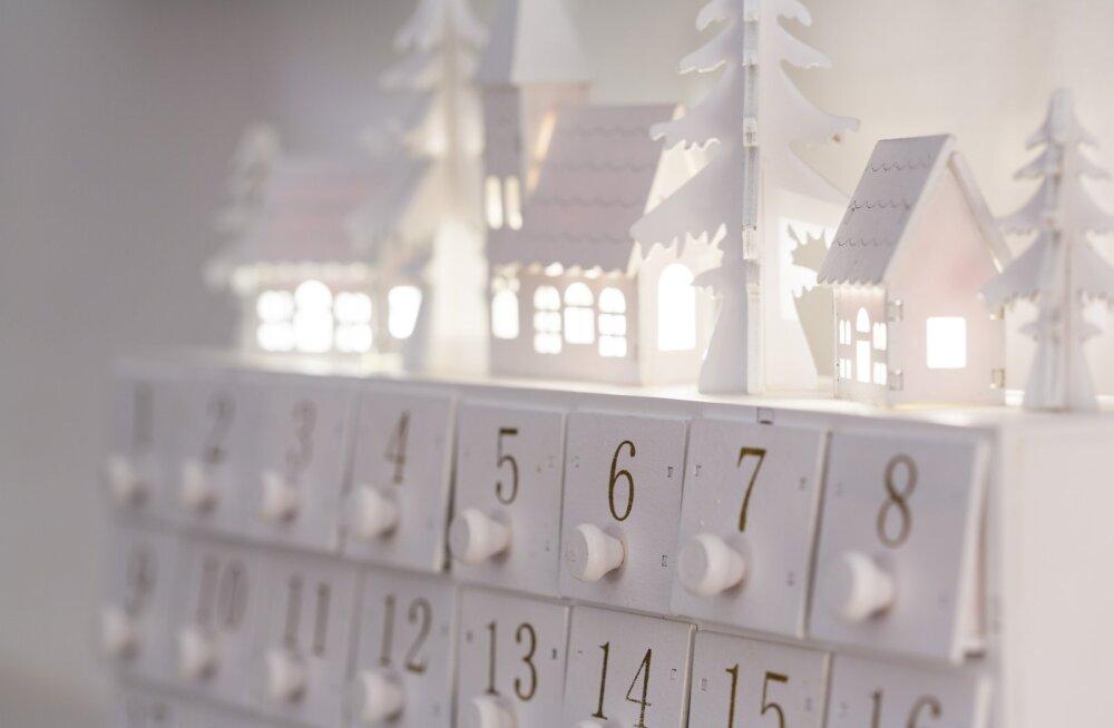10 päeva jõulukuuni ehk millised on selle aasta viis kõige vingemat iluteemalist advendikalendrit