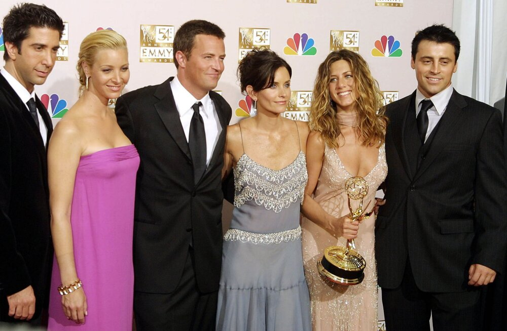 """See on käes! Telekanal HBO andis teada, et peagi on oodata telesarja """"Sõbrad"""" taasühinemist"""