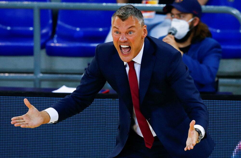 Barcelona treenerid Jasikevicius ja Maskoliunas nakatusid koroonaviirusesse