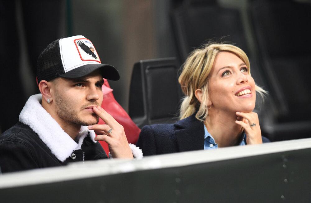 Mauro Icardi ja Wanda Icardi