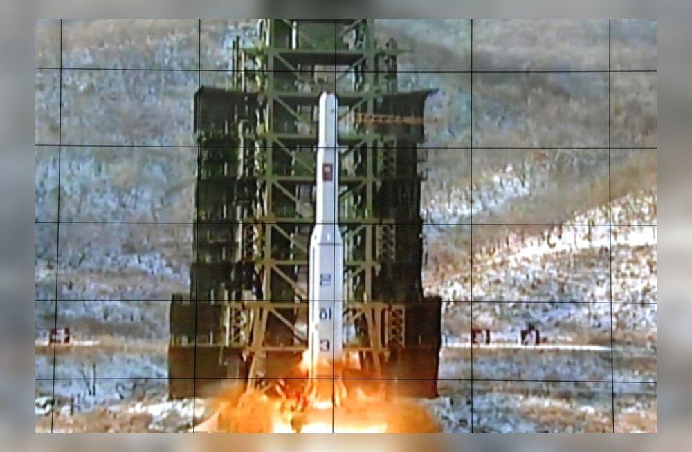 Ülemjuhatus: Põhja-Korea pani raketid lahinguvalmis USA ründamiseks
