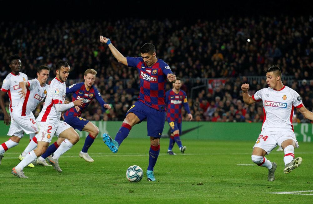 VIDEO | Imevärava löönud Luis Suarez: see on mu karjääri parim tabamus!