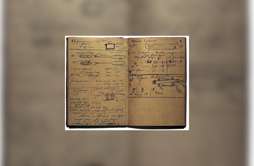 Marie Curie päevik on veel praegugi radioaktiivne