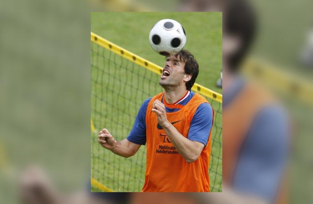 Ruud van Nistelrooy, Holland
