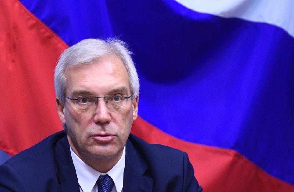МИД РФ заявил об остановке военного и гражданского сотрудничества России с НАТО