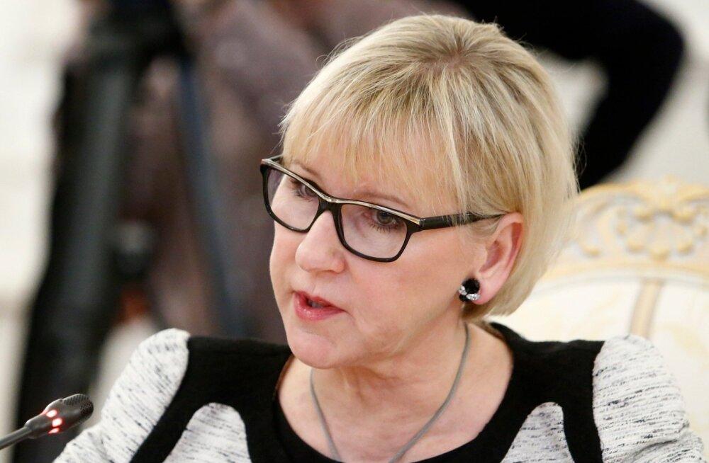 Rootsi on valmis USA ja Põhja-Korea konfliktis vahendaja olema