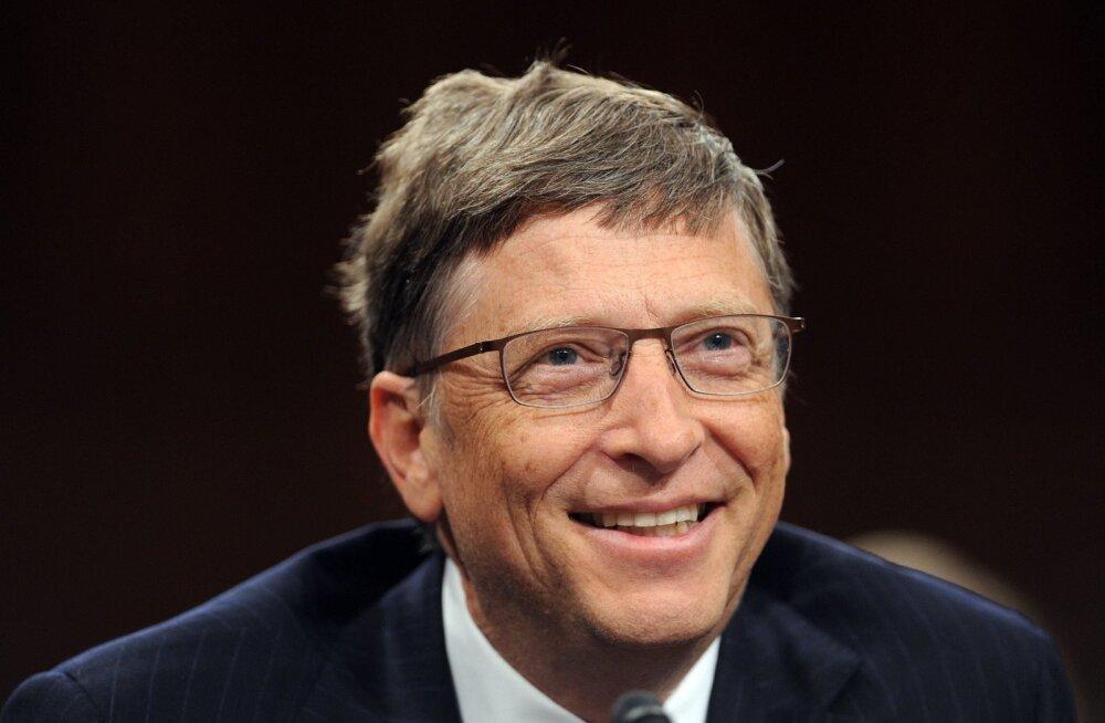 Maailma rikkaimal mehel on salapärane abiline, kes tema vara haldab