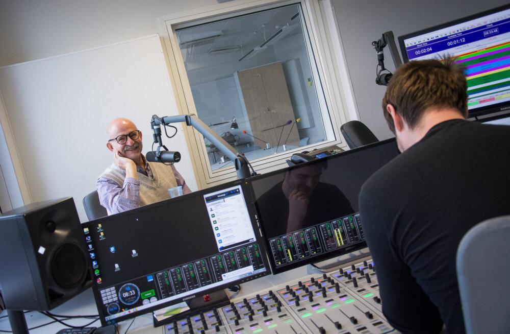 Vikerraadio on püsivalt suurima kuulajaskonnaga raadiojaam Eestis