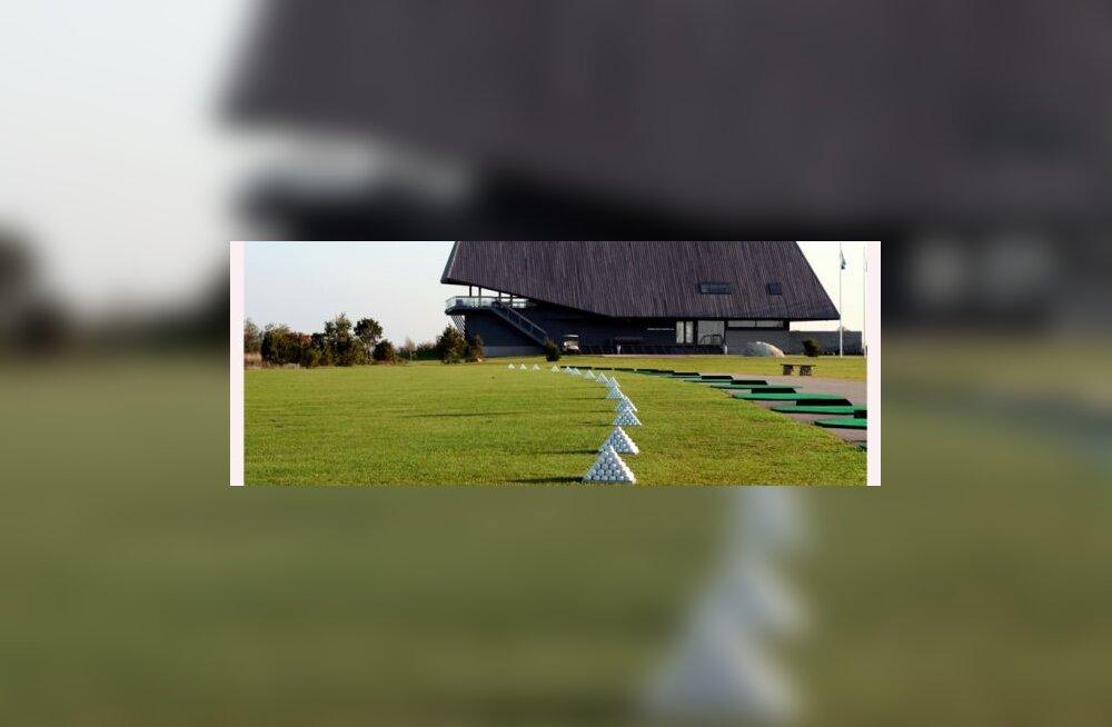 Jõelähtme golfikeskuse klubihoone