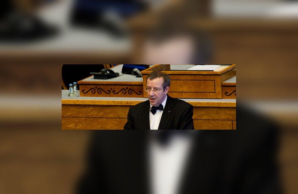 FOTOD: Ilves: parlamenti tuleb tugevdada