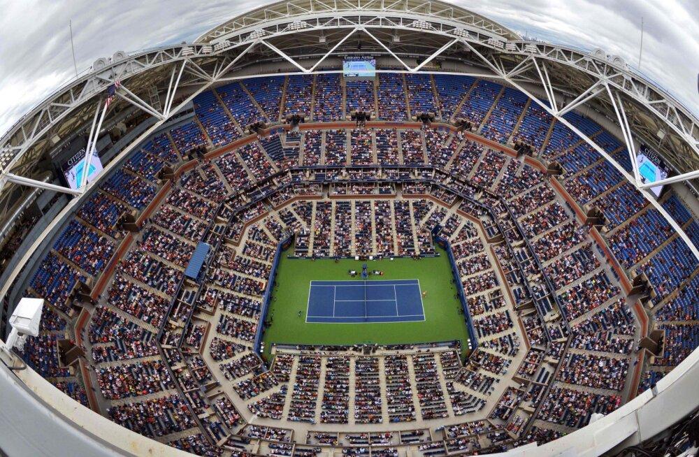 Sirgumas on uus tennise tulevikutäht? Vaid 13-aastane ameeriklanna jõudis suure slämmi debüüdil poolfinaali