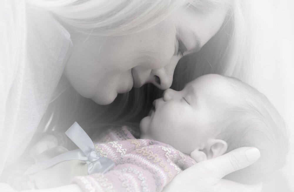 Viis eset, mida ei tasuks värskele emale kinkida