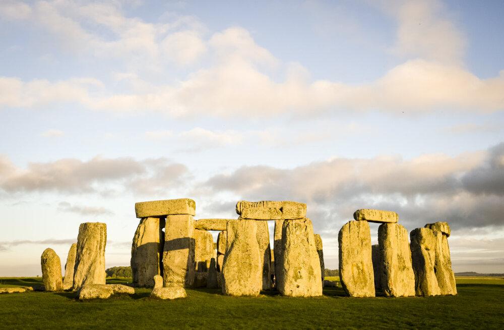 Stonehenge võib olla ehitatud searasva abiga
