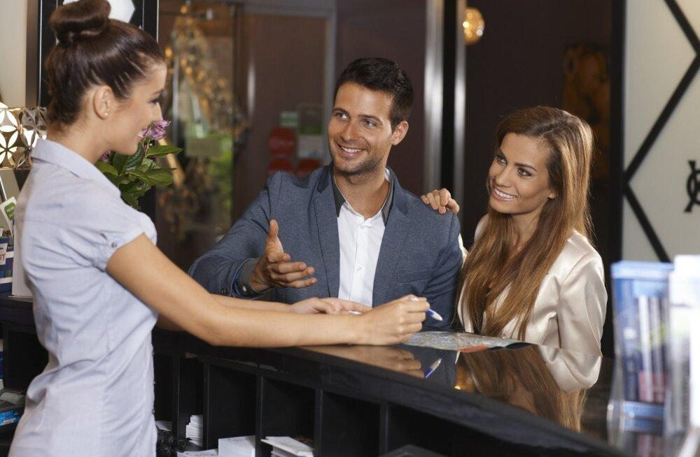 Hotelliteeninduse sõbralikkus on riigiti vägagi erinev.