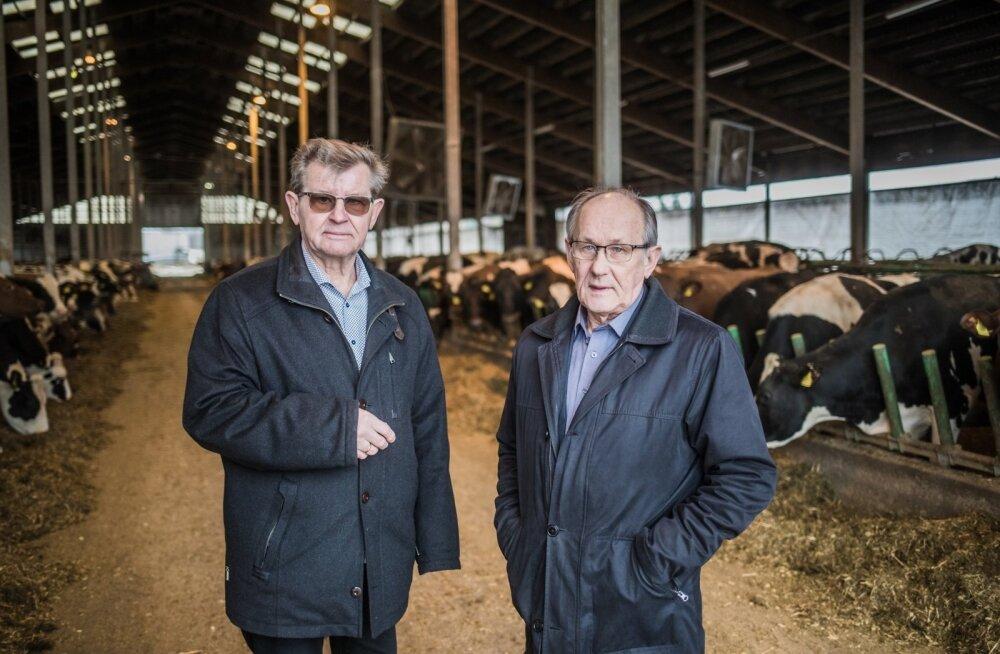 Vennad Möldrid 75 - Aavo Mölder ja Mati Mölder