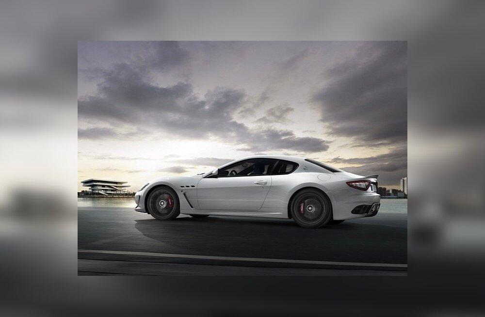 GranTurismo MC Stradale - magusaim Maserati