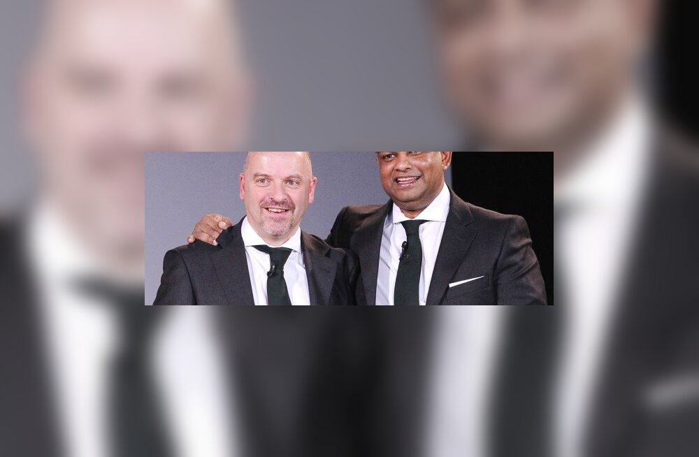 Mike Gascoyne & Tony Fernandes