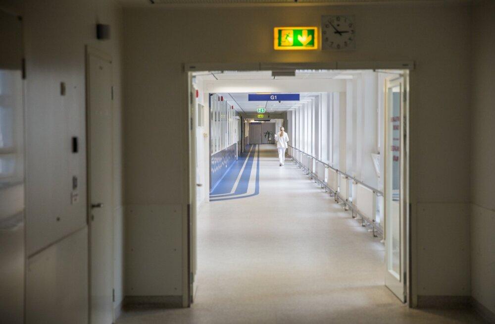 Valga haigla pressikonverents ja ekskursioon Tartu kliinikumi sünnitusosakonnas