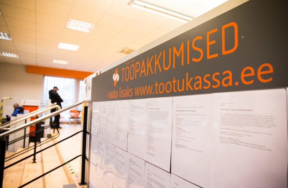 Отчет: большой разрыв в уровне безработицы между эстонцами и людьми других национальностей сохраняется