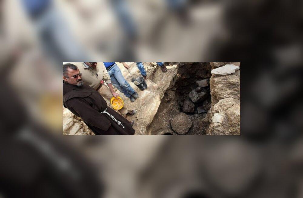 Naatsaretist leiti Jeesuse-aegsed varemed
