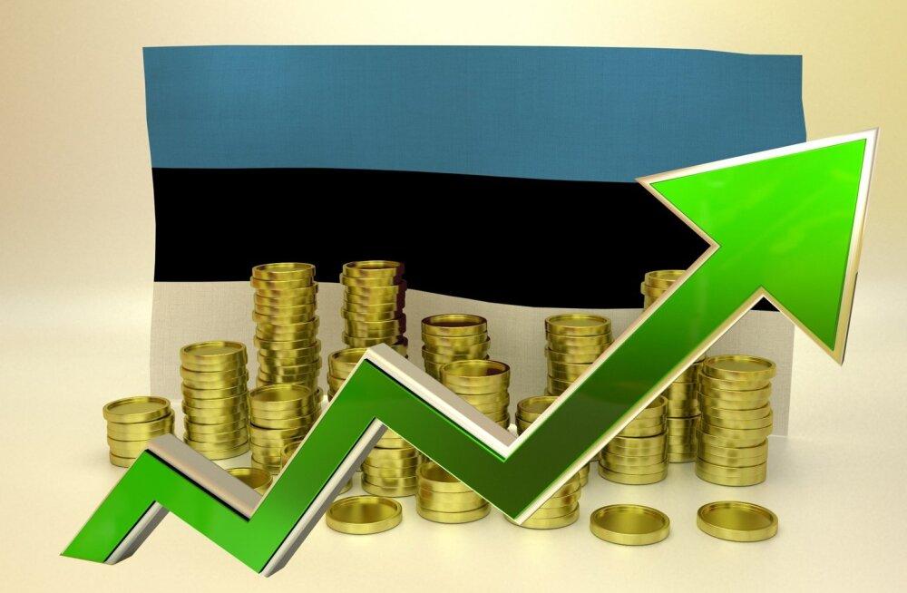 Kes Eesti juhtidest on toonud suurima krahhi või suurima majanduskasvu?