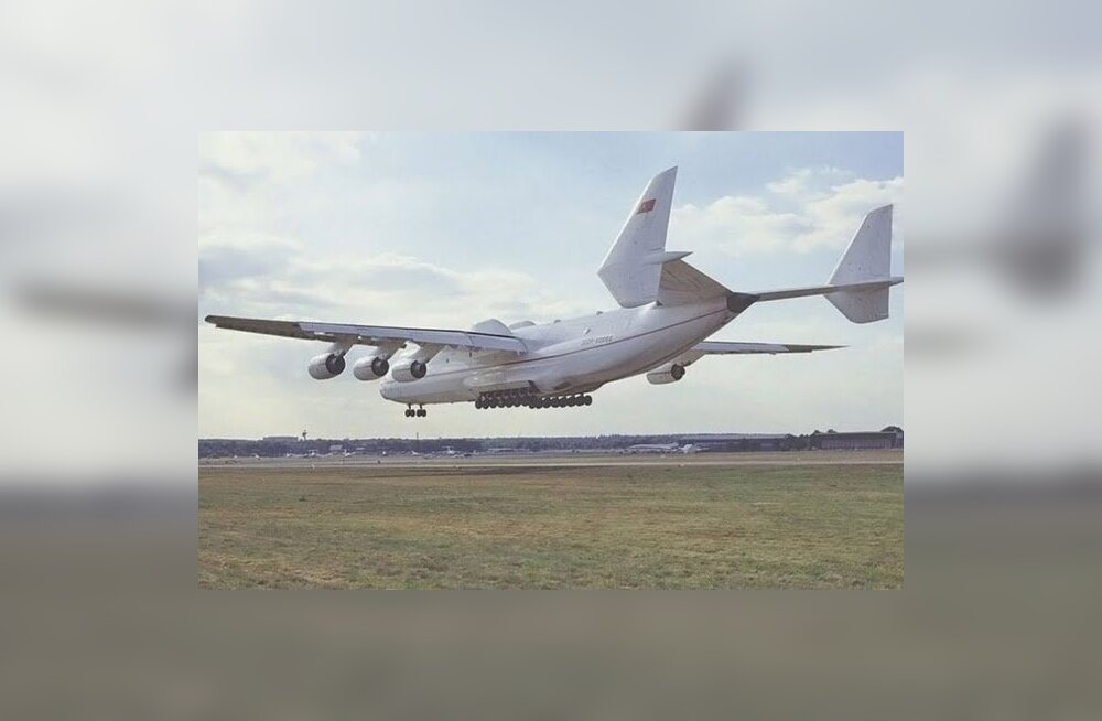Antonov Unistus isiklikult