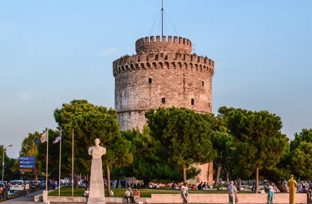 Pakkumine kiirematele! Edasi-tagasi otselend selleks nädalaks Tallinnast Kreekasse (Thessaloniki) 100 eurot