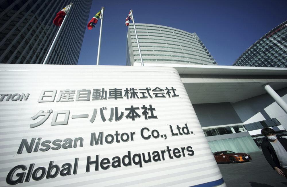 Nissan ostis ja remontis firma kuludega autotööstuse legendi kodusid