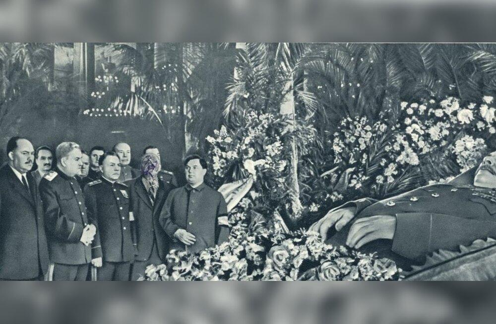 Kuidas Stalini isikukultus kokku varises