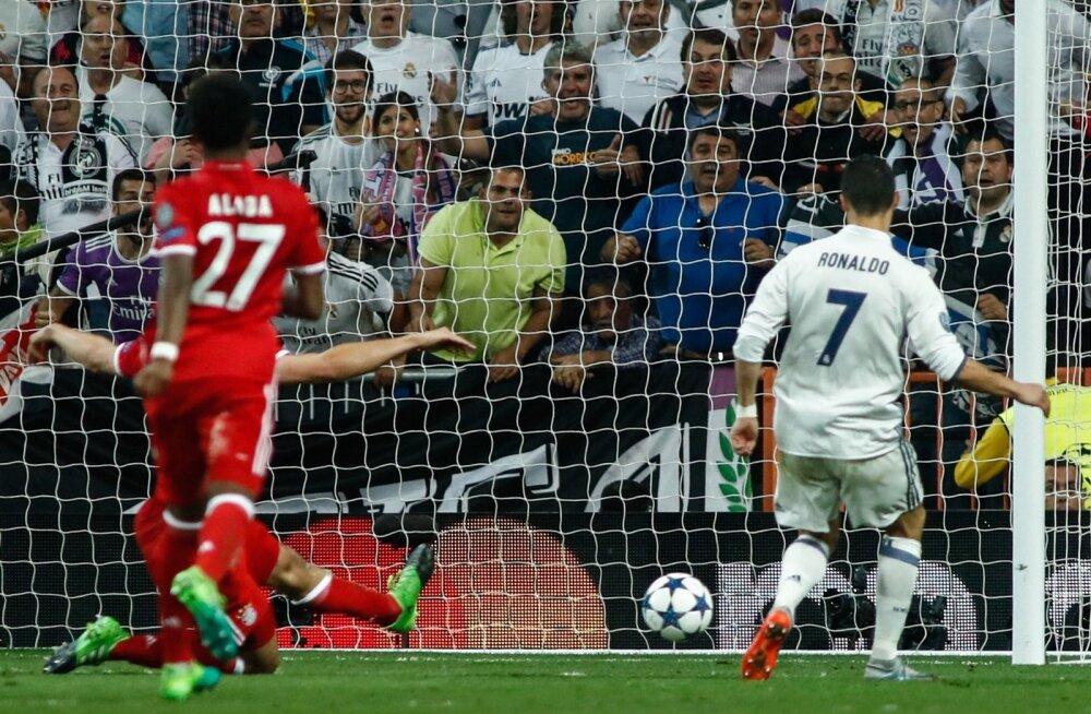 Real vs Bayern