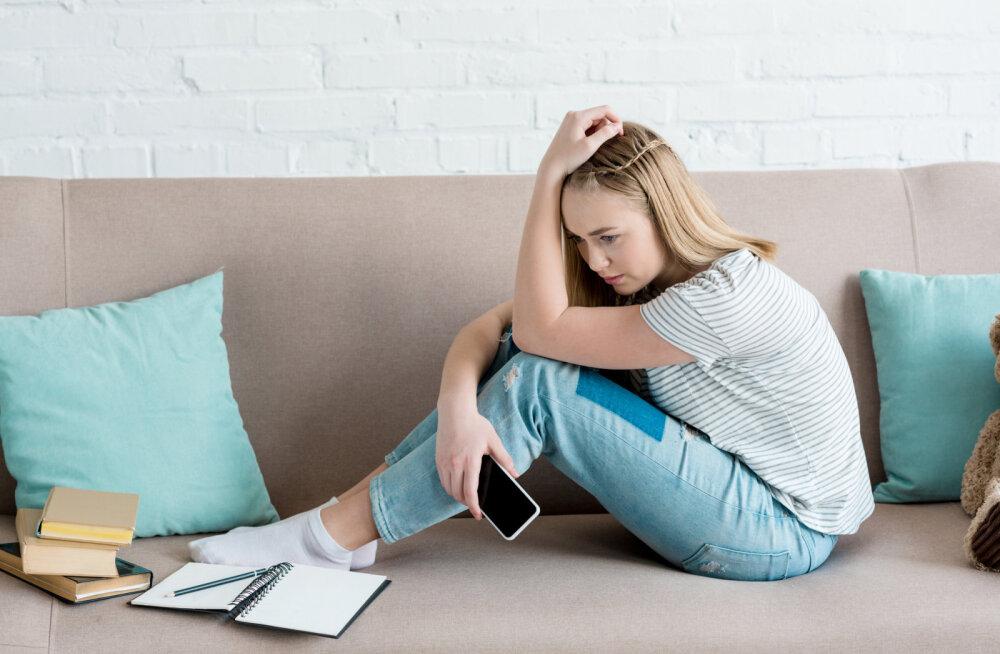 Kuidas aidata teismelist, kellel on depressioon?