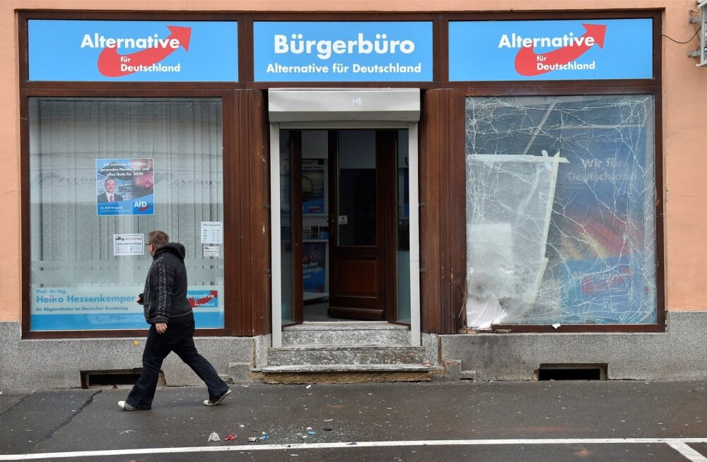 Küsitlus: AfD toetus on Saksamaal viimase aasta madalaim