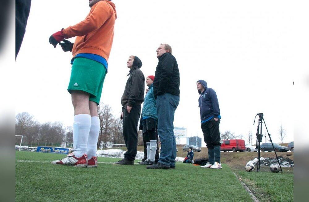 Rahvajalgpalli liigas osaleb üle 100 võistkonna