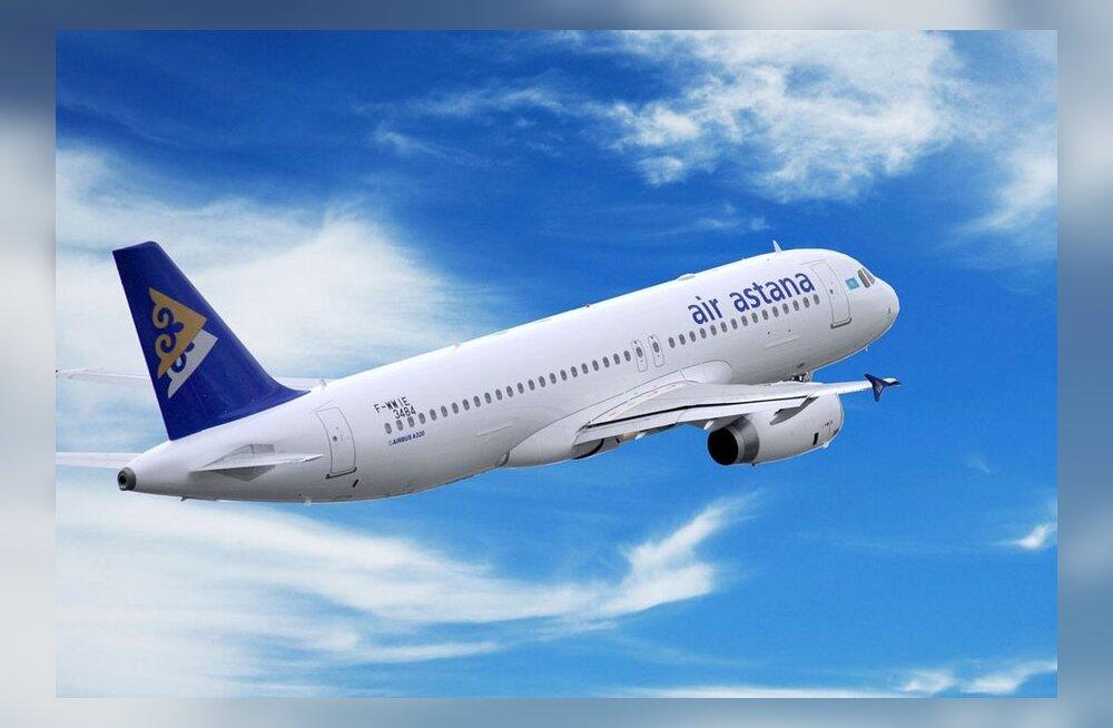 Estonian Air надеется начать сотрудничество с казахстанской Air Astana