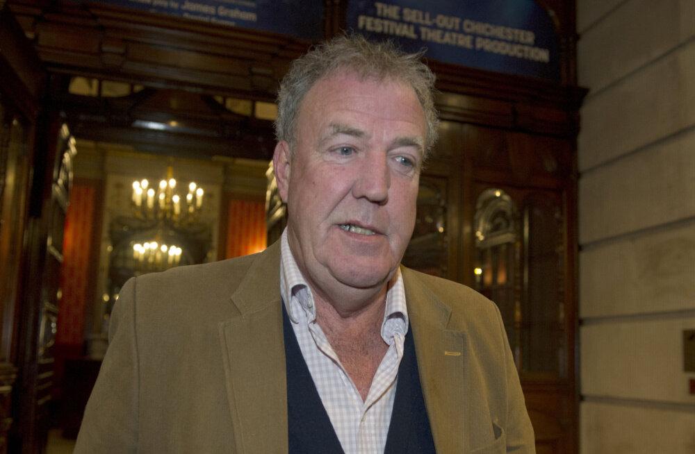 Jeremy Clarkson kritiseerib raevukalt Brexiti poolt hääletanud inimesi: nad on kõik tuksi keeranud
