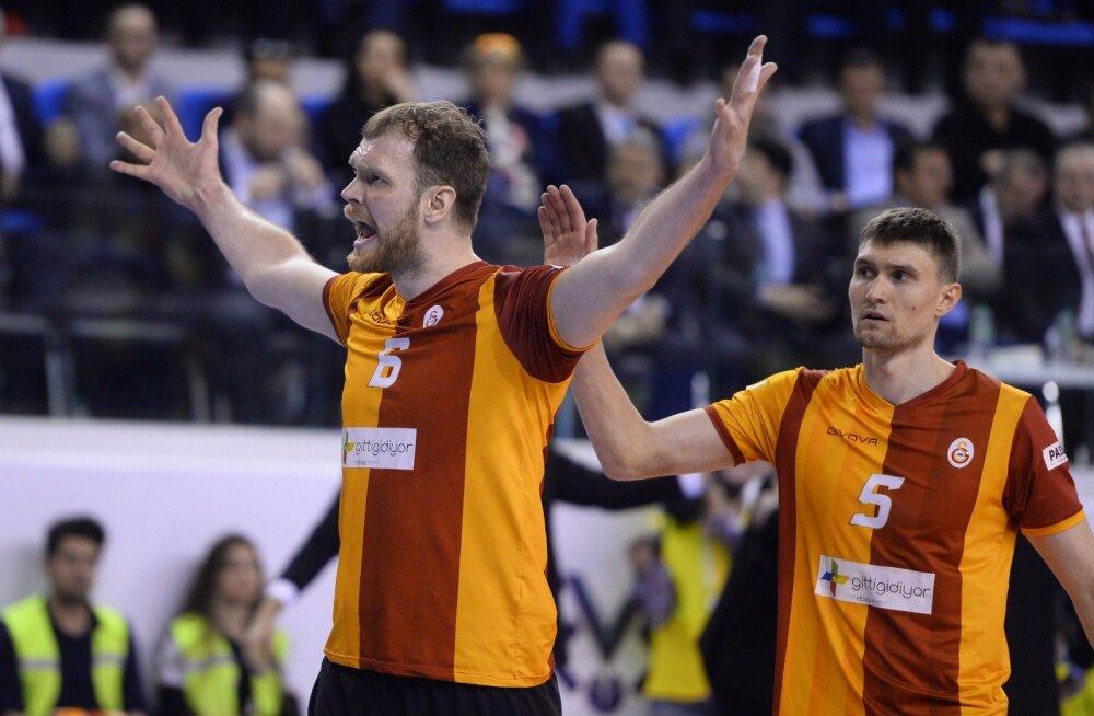 Venno kerkis Türgi karikafinaalis meeskonna resultatiivsemaiks, ent klubi aastatepikkune tiitlipõud kestab