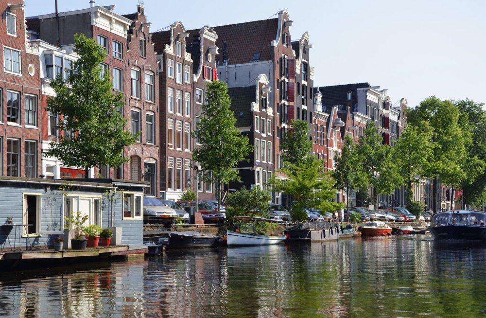 Hea hind! Edasi-tagasi otselennud Tallinnast Amsterdami vaid 140 eurot — pluss soodne majutus ujuvhotellis