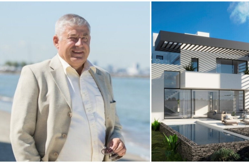 Bastioni looja Indrek Stahl ehitab Hispaanias uhkeid villasid: avalikkus tegelikult ei teagi, millise diili me Baltikaga tegime
