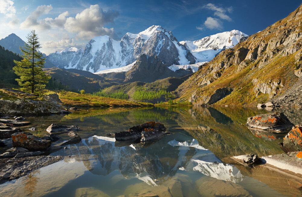Siberi vulkaanid mürgitasid maailma elavhõbedaga